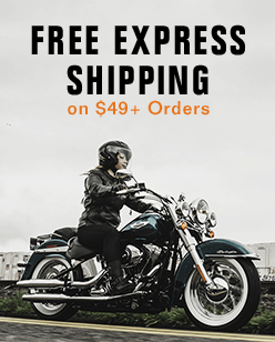 Free Express Shipping on $49+ Orders