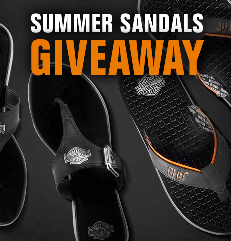 Summer Sandals Giveaway