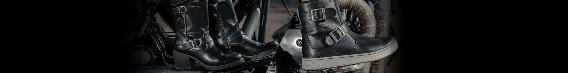 Mens Riding Boots