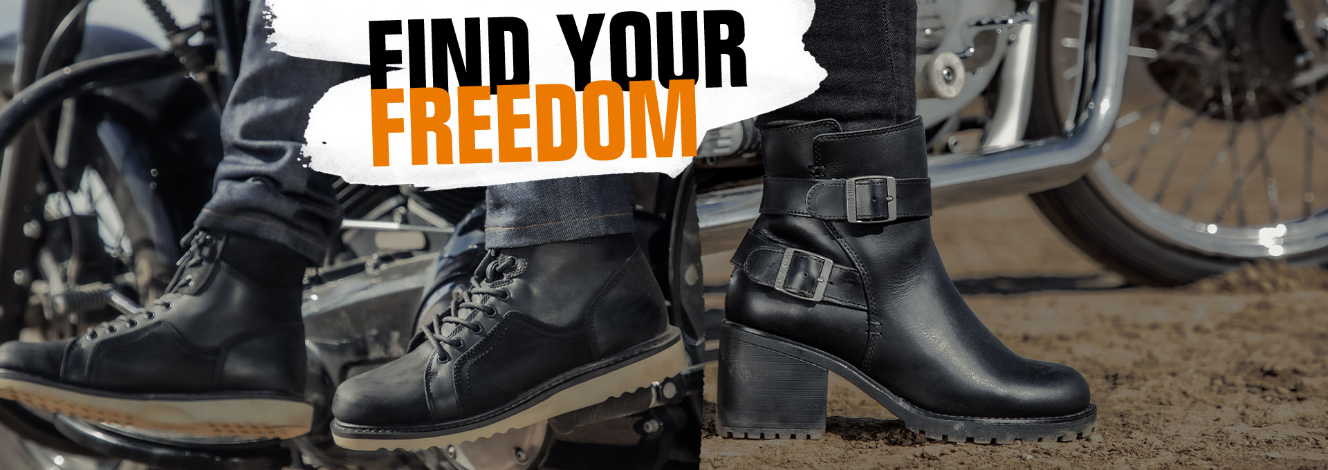 Find Your Freedom.