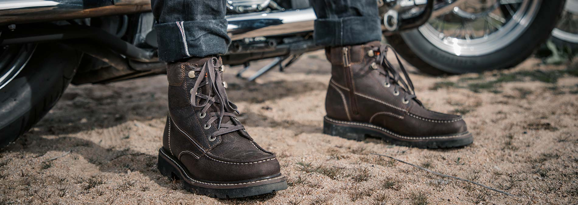 7373fd98070 Casual   Motorcycle Boots   Shoes
