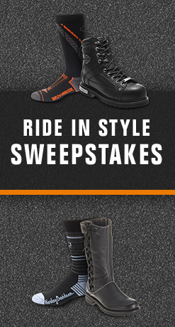 Ride in Style Sweepstakes