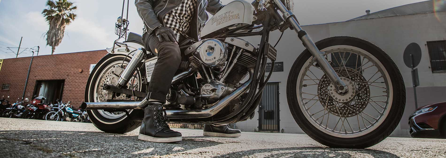 520cb8632f8 Casual & Motorcycle Boots & Shoes | Harley-Davidson Footwear